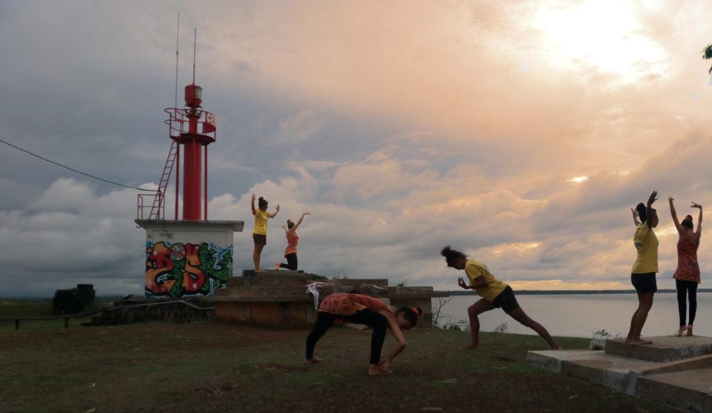 Danser à Cayenne
